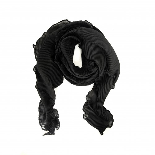 Pleated Scarf Fazane Malik