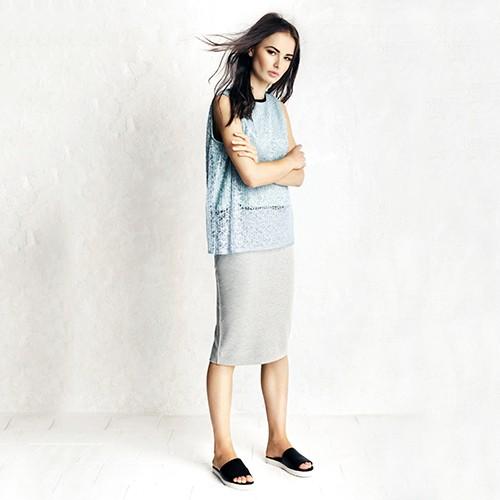 Fazane Malik #Clair Skirt