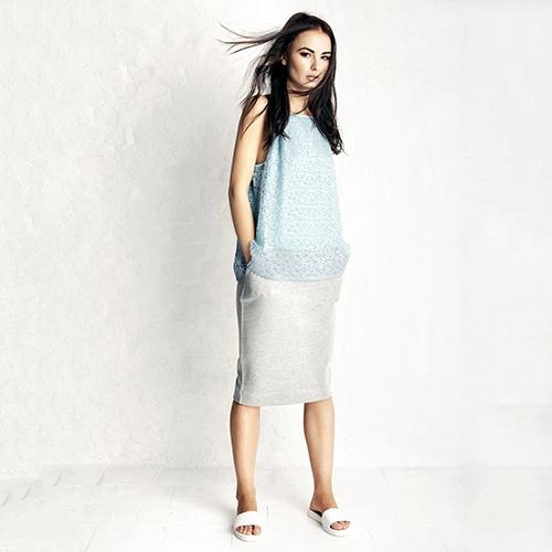 Fazane Malik Clair Skirt