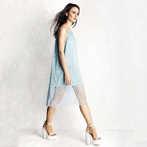 Fazane Malik #Geraldine Dress