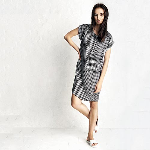 Fazane Malik #Jacqui Dress